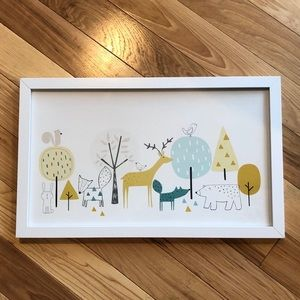 Other - Nursery framed picture